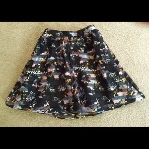 Floral skirt from Xhilaration from Target
